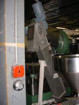 """SS CAP FEEDER/BUCKET ELEVATOR, 72"""" DISCHARGE HEIGHT"""