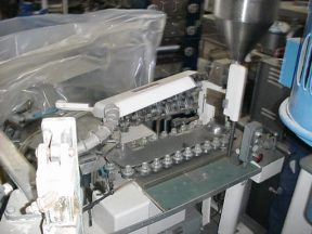 NORDEN/ARENCO PLASTIC & METAL TUBE FILLER, GAB/GAP