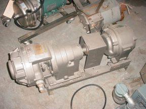 NASH HYTOR AL-673 VACUUM PUMP, 3HP