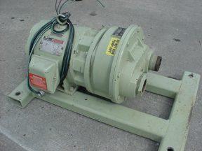 NASH VHF-80 VACUUM PUMP, 5 HP