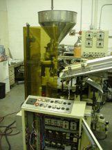 IWKA TF-24 AUTOMATIC PLASTIC TUBE FILLER/SEALER