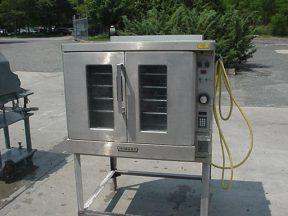 HOBART CN90 ELECTRIC OVEN, 5 SHELF
