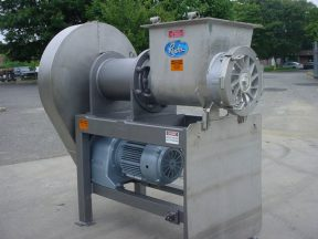 """RIETZ RE-15"""" STAINLESS STEEL EXTRUCTOR, 40HP"""