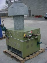 RAYTHERM HOT WATER BOILER, NATURAL GAS