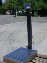 METTLER TOLEDO PANTHER DIGITAL FLOOR SCALE