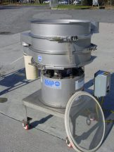 """SWECO 24"""" STAINLESS STEEL VIBRATORY SCREENER, TWO DECK"""