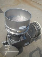 24 INCH SWECO STAINLESS VIBRATORY SCREENER