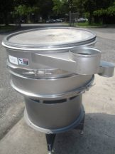 40 INCH SWECO STAINLESS VIBRATORY SCREENER CLASSIFIER SIFTER