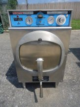 MARKET FORGE/STERILMATIC TABLETOP AUTOCLAVE, SINGLE PHASE