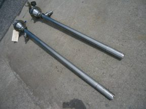 FLUX AIR OPERATED DRUM PUMPS (2)