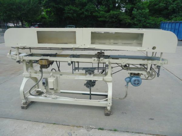 HORIZONTAL CAN LABELER FOR GALLON CANS