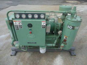 SULLAIR 10-25 AC/AC AIR COMPRESSOR, 25 HP