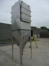 PFENING STAINLESS STEEL DUST COLLECTOR