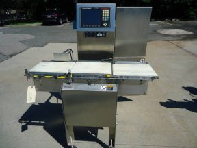 Ramsey Icore Auto Check 9000 Stainless Steel Checkweigher-