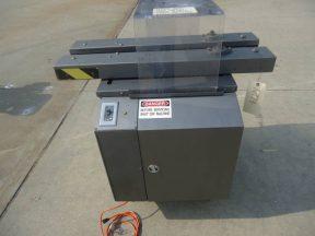 DENNISON STYLE GAP TRANSPORTER/CABINET FOR INK JET PRINTING