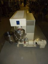 FRYMA MS12 COBALL MILL, JACKETED