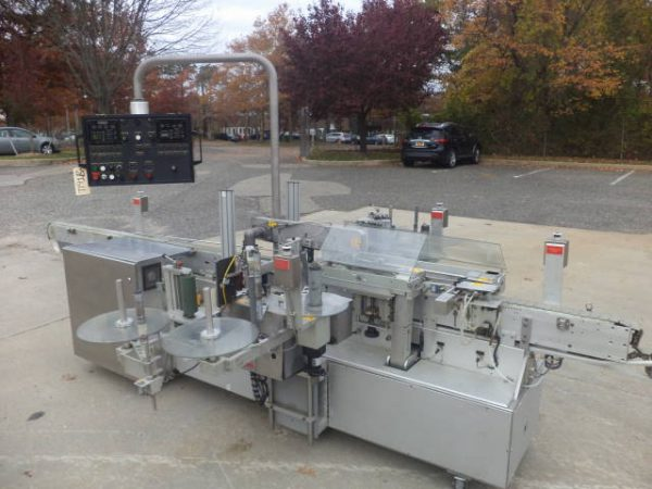 Accraply 350PVF Front & Back Pressure Sensitive Labeler