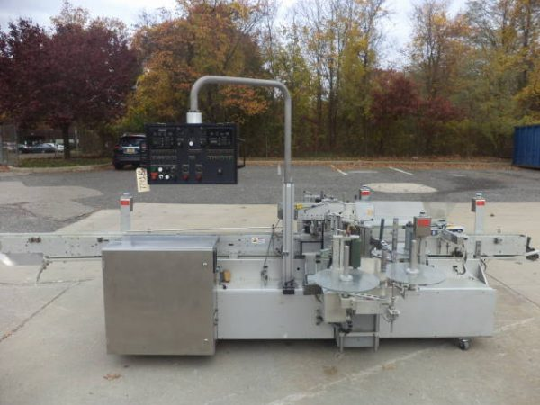 Accraply 350PVF Front & Back Pressure Sensitive Labeler--