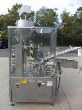 Kalix KX-70 Hot Air Plastic Tube Filling/Sealing Machine, 70 Per Minute