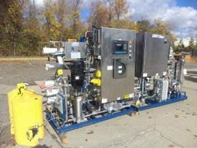 US Filter reverse osmosis filtration system