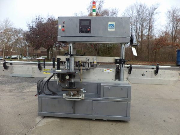 CCL Automatic Front & Back Pressure Sensitive Labeler