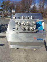 APV/GAULIN MS-18-5TPS-1500 High Pressure Pump, 4200 PSI