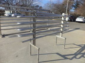 Multi-Tube Stainless Steel Cooling Tower
