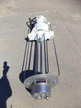 Arde Barinco 15 HP Homogenizing Mixer, stainless steel
