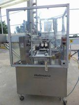 Holmatic QC-80 Rotary Cup Filler/Sealer/Overcapper, 6 In. Diameter Tooling