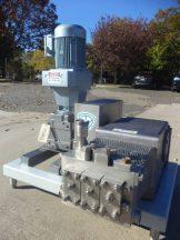 Crepaco 3DL Three Piston High Pressure Pump, 10 HP