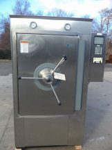 Consolidated Stills & Sterilizers 24 In. x 48 In. Jacketed Steam Sterilizer/Autoclave