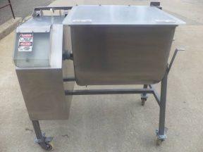 Daniels DMX-20 QUAD Stainless steel 200 LB. Mixer