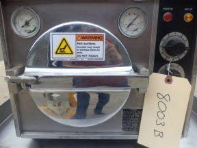 Omni-Clave OCM Lab Sterilizer/Autoclave, 115 Volt