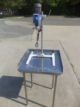 IKA tabletop lab high speed homogenizing mixer, RW20D-S1