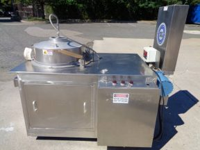 Cozzoli GW-1220 Vial Washer, Stainless Steel