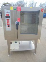 """Cleveland Range """"Convotherm"""""""" Gas/Electric Stainless Steel Oven, 11 Trays"""