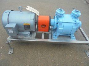 Travaini 40-150/C/GH Vacuum Pump, 7-1/2 HP Motor