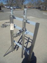 """Graco """"Fast-Flow"""""""" Stainless Air Operated Drum Pumps (2)"""""""