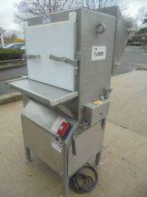 Genmac 3100 S/M Frozen Meat Flaker/Slicer, 10 HP