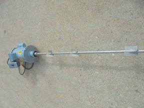 Eastern 1/2 HP Drum Mixer, Portable