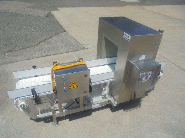 Fortress Phantom Stainless Steel Metal Detector, 14-3/4 In. Wide X 18-1/4 In. High