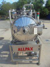 Allpax Pilot Plant/Lab Horizontal Autoclave/Sterilizer/Retort, Programmable