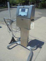 Videojet 43S Ink Jet Printer, Stainless Base