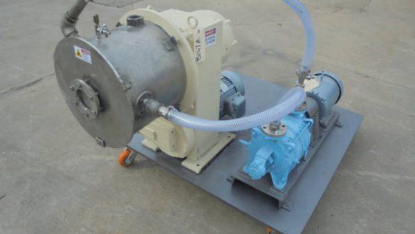 Cornell D16 Stainless Steel Versator, Variable Speed drive