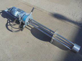 "Arde Barinco 7.5 HP ""Drop In"" Homogenizing Mixer, Explosion Proof"