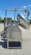 48 In. Diameter Stainless Steel Coating Pan With Blower, All Stainless