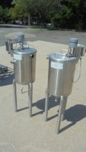 Lab Stainless Steel Jacketed Chocolate Melters (2)