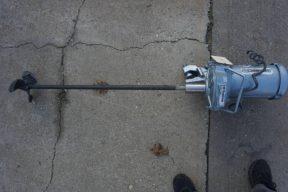 Chemineer 1 HP Clamp On Portable Agitator, 7 In. Dia. Prop