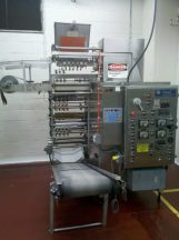 CIRCLE V16H8S POUCHING MACHINE FOR CREAMS AND LIQUIDS