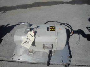 BECKER VACUUM PUMP, 1-1/2 HP MOTOR